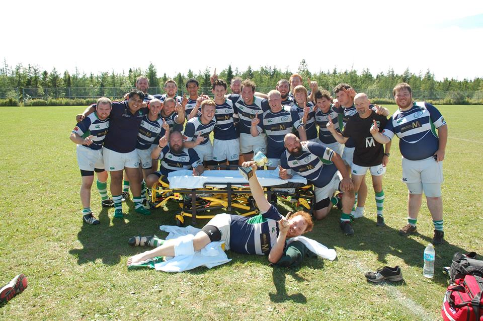 Rugby Club Picture