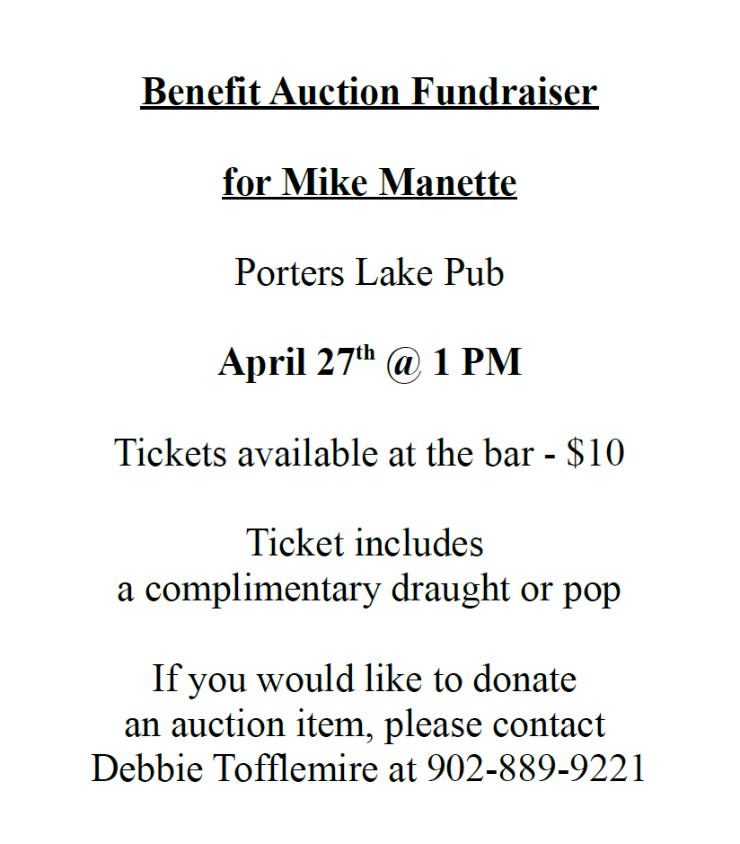 Mike Manette Auction